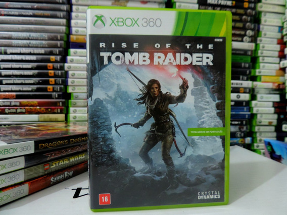 Rise Of The Tomb Raider Para Xbox 360 Original