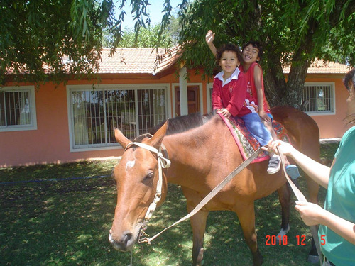 Imagen 1 de 14 de Casa Quinta Campo,joven,con Las Comodidades De La Ciudad.