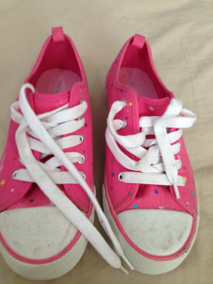 Tenis Old Navy Talla 5 Usa
