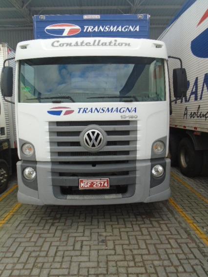 Volkswagen Constellation Toco 13 180 - Vw 13.180 - 2009