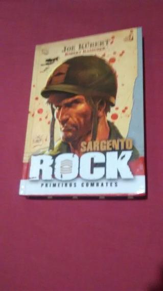 Sgt Rock - Primeiros Combates.