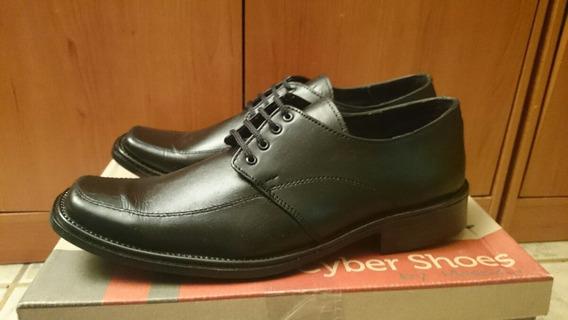 Zapatos Negros Nuevos Marca Cliff Para Hombre Talla 27.5
