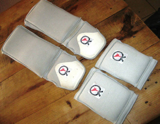 Espinilleras Y Rodilleras Para Taekwondo