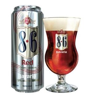 Cerveza Bavaria 8.6 Red - Holandesa -
