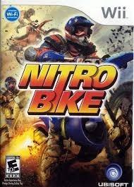 Jogo Nintendo Wii Nitro Bike