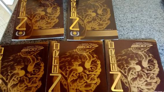 Medcurso 5 Livros Originais Medicina R$ 110,00