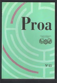 L1309. Revista Proa N° 13. Fundación Borges