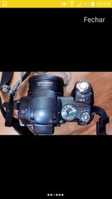 Canon S3 Profissional Tela Lcd Giratória