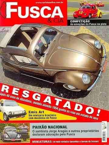 Revista Fusca E Cia - N° 11