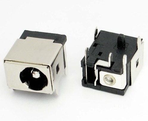 10x Conector Dc Jack Cce Lg Philco Positivo Sim Semp Toshiba