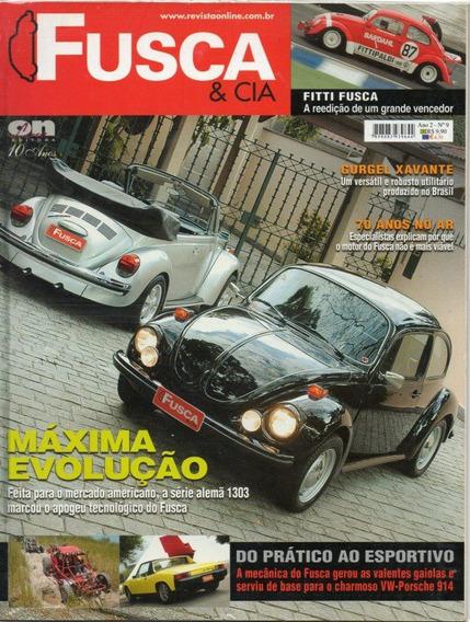 Revista Fusca E Cia - N°9