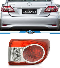 Lanterna Lateral Corolla 2012 2013 2014 Sem Led Direito