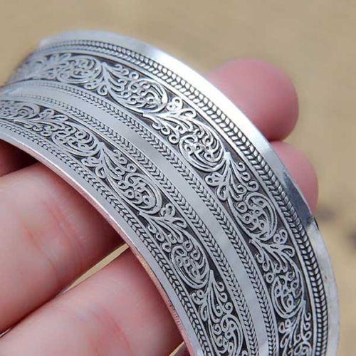 Pulseira Bracelet Foleada A Prata