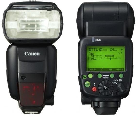 Flash Canon 600exrt Profissional