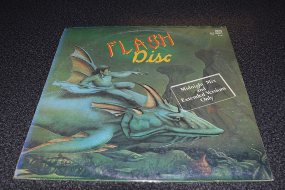 Flash Disc Variado 80