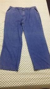 Calça Jeans Sj Bay Tamanho Xxg Com Elastico Original R$35