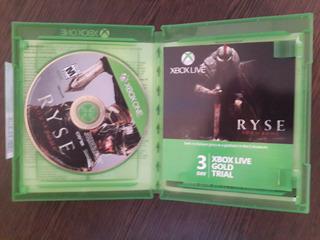 Ryse Son Of Rome Para Xbox One