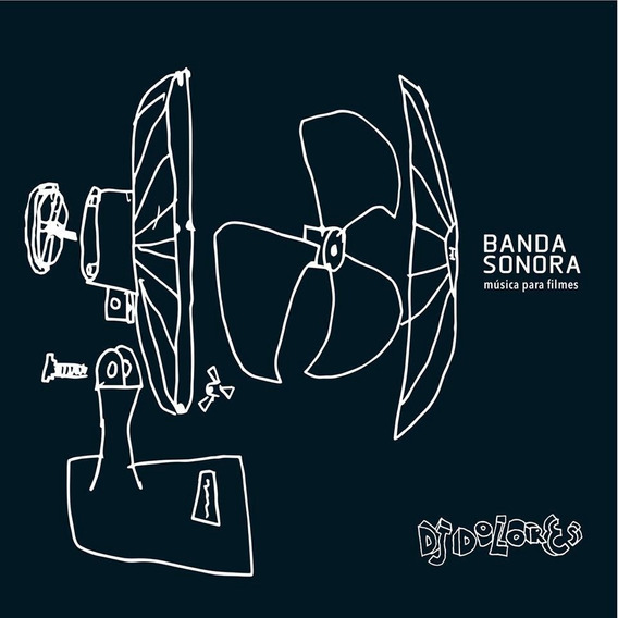 Lp Dj Dolores - Banda Sonora (assustado Discos)