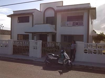 Casa 2niv Nagua 400m2 Terreno 260m2 Const $7800000