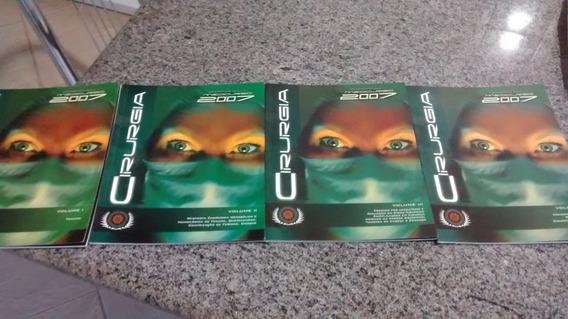 Medcurso 4 Livros Originais Medicina R$ 80,00