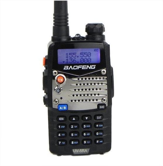 A170 - Rádio Baofeng Uv-5ra + Headset Fone