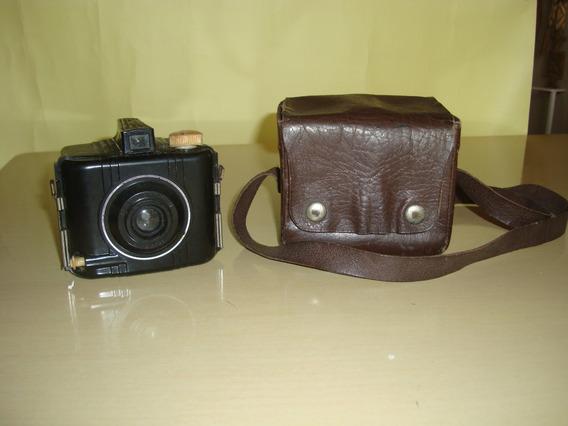Câmera Antiga Kodak Baby Brownie Special