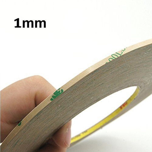 Cinta Doble Contacto 3m 1mm Pantalla Lcd / Glass Y Otros Uso