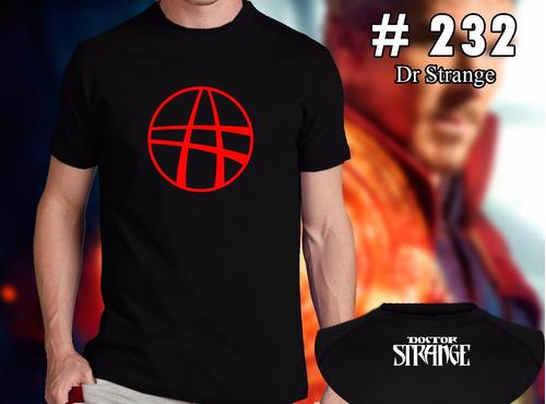 Remera Comics  - Dr Extraño / Dr Strange - Marvel