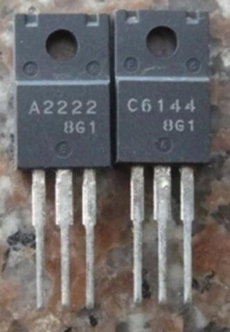 Transistor C6144 E A2222 Epson L355 L210 L365 Xp214