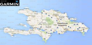 Mapa Dominicano Rd Para Gps Garmin Navegador
