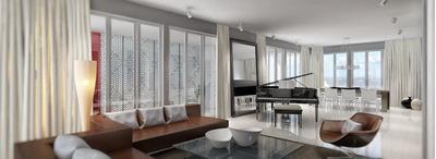 Apartamentos Con Cine, Piscina, Gym, 3y4pq, Terraza, Bbq