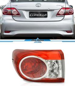 Lanterna Lateral  Corolla 2012 2013 2014 Sem Led Esquerdo