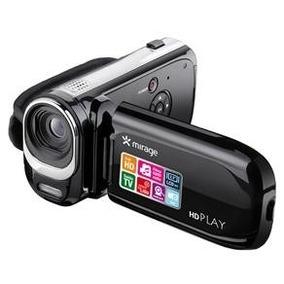 Câmera Digital/filmadora Full Hd Play 14 Mp Mirage Dc115