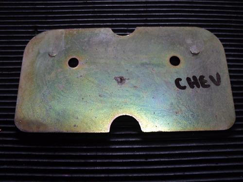 Mariposa De Cebador Carburador Holley 2 Bocas Chevrolet