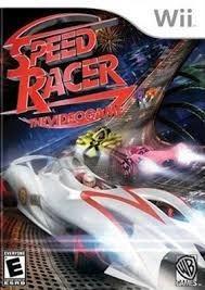 Speed Racer Para Nintendo Wii