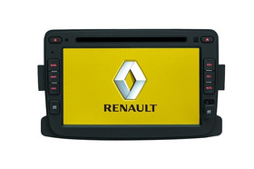 Kit Central Multimidia Android Renault Sandero Duster Logan