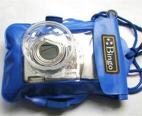 Capa Bolsa Case Estanque Camera Digital Prova Dagua Id1983