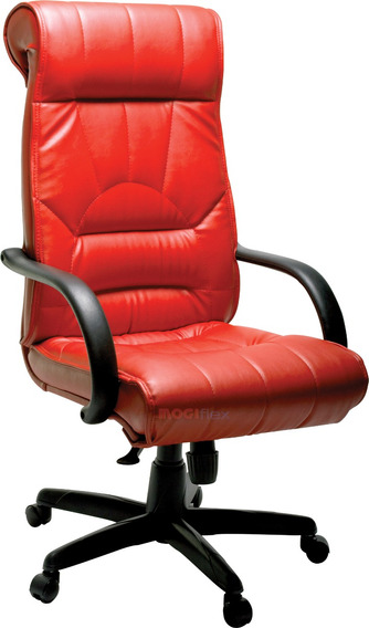 Cadeira Poltrona Para Escritório Presidente Crono