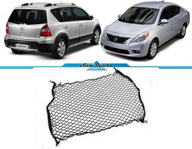 Rede Porta Malas Nissan Versa  & Livina  2009 A 2014