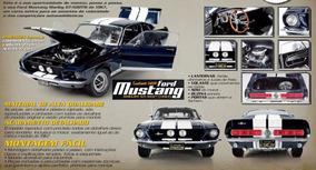 Coleção Ford Mustang Shelby Gt 500 - Vol. 17