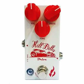 Pedal Hill Billy Drive Mini - Fire Custom Shop
