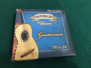 Juego De Cuerdas Prado Para Guitarrón