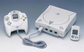Emulador Dreamcast + Jogos No Pendrive
