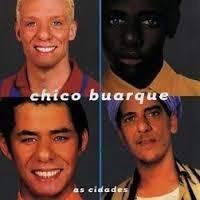 Cd Chico Buarque-as Cidades-original.exc.estado.