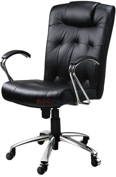 Cadeira Poltrona Para Escritório Diretor Injetada Sinfonia