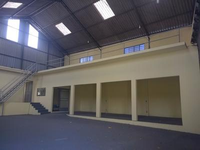 Galpão - 350m² - Jaguaré