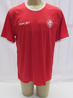 Camisa De Futebol Do Internacional #10 Reebok - Mc07