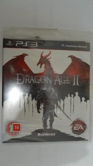 Dragon Age 2 Para Ps3 Novo E Lacrado
