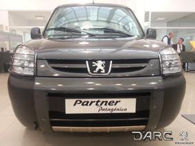 Peugeot Partner Patagonica 1.6n Vtc Plus Desc X Vta Especial
