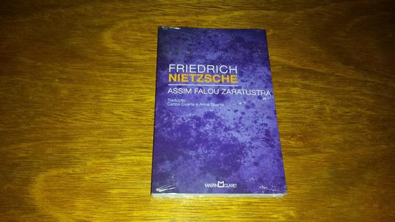 Assim Falou Zaratrusta - Friedrich Nietzsche - Livro